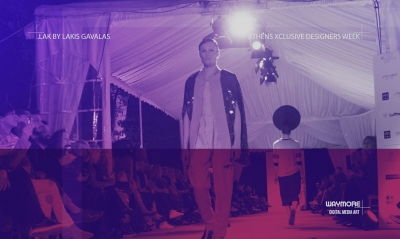 Promo Video | .LAK by Lakis Gavalas | Athens Xclusive Designers Week